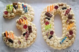 number cake mit mürbeteig
