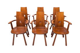 Set Of 6 French Mid-Century Dining Chairs - 1960s - Design Market 6 X Ton Czechoslovakia Dinner Chair 1960s Furnish In 2019 Set Of 10 Brazilian Jacaranda Tufted Ding Chairs Beige Linen Pierre Chapo Four Elm And Leather Chairs Midcentury Design Solid Wood Ladder Danish Teak 8 Danish Style Fniture Moriahwertmanco Six Beech Chairs1960ssweden950 Vintage 4