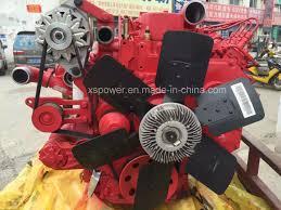 100 Turbine Truck Engines China Original Dcec Cummins Diesel Engine B125 33 For Vehicle