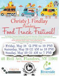 100 Truck Festival May 9 2018 Christy J Findlay Flanders Food
