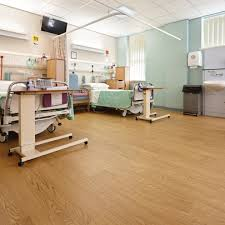 Wood Effect Sheet Vinyl Floorcoverings Prince Philip Hospital Llanelli