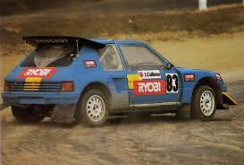 RE Autosport YKYWT Peugeot 205 T16 Page 3 General Gassing