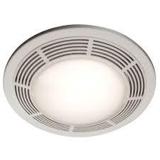 Nutone Bath Fan Motor by Shop Bathroom Fans U0026 Heaters At Lowes Com