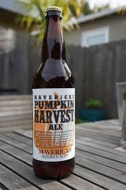 Harvest Pumpkin Ale by Maverick U0027s Pumpkin Harvest Ale Beer Friday Breweryscout
