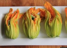 Fried Pumpkin Blossoms by Squash Blossoms Prove Some Flowers Are Meant For Eating Huffpost