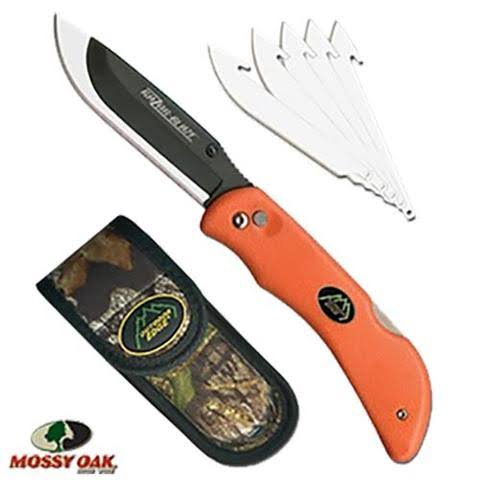 Outdoor Edge RazorPro Replaceable Blade Folding Knife