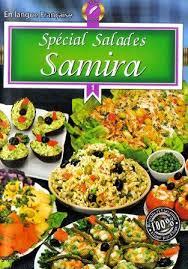 cuisine samira gratuit cuisine samira special salades تحميل كتب الطبخ