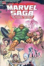 Essential Marvel Saga Vol 1