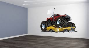 Monster Truck Car Smash WALL DECAL REMOVABLE REPOSITIONABLE – Let's ... Monster Truck Vinyl Wall Decal Car Son Room Decor Garage Art Grave Digger Fathead Jr Shop For Sticker Launch Os_mb592 Products Tagged Cstruction Decal Stephen Edward Graphics Blue Thunder Trucks And Decals Stickers Jam El Toro Giant Elegant Familytreeshistorycom Blaze The Machines Scene Setters Decorating Kit Decals Home Fniture Diy Mohawk Warrior Warrior Monster Trucks Jam Wall Stickers Transportation 15 Fire