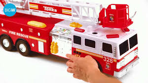 Tonka Titans Fire Engine - YouTube Fire Trucks Minimalist Mama Amazoncom Tonka Rescue Force Lights And Sounds 12inch Ladder Truck Large Best In The Word 2017 Die Cast 3 Pack Vehicle Toysrus Department Toygallerynet Strong Arm Mighty Engine Funrise Vintage Donated To Toy Museum Whiteboard Plastic Ambulance 3pcs Maisto Diecast Wiki Fandom Powered By Wikia Toys Games Redyellow Friction Power Fighter Red Aerial Unit 55170