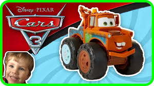 Max Tow Mater Review Cars 3 Toys Cars 2017 Hot Toys - Ryan's ... 8cm New 148 Scale Pixar Cars Toys Star Wars Version Mater As Darth Monster Trucks Lightning Mcqueen Tow Disney Color Sold Out Xtreme Monster Truck Samko And Miko Toy Warehouse Toons Maters Tall Tales Iscreamer In Play Doh Charactertheme Toyworld Monster Trucks Clipart Power Punch Xl Wrestling 2013 Tmentor Easy On The Eye Grave Digger Feature Grinder Pixar Toon Iscreamer Diecast Truck Mater Ice Toon Wrastlin Hobbies Tv Movie Character Find Radiator Springs 500 12 Diecast Car Offroad