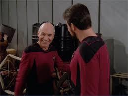 Star Trek The Next Generation Lower Decks by Tnl194 Star Trek Tng Up The Long Ladder Treknologic A Star Trek
