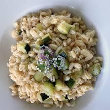 cuisine de courgettes recette blé aux courgettes cuisson vapeur à l omnicuiseur