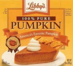 Solid Pack Pumpkin Pie Recipe by Libby U0027s Famous Pumpkin Pie Recipe For 1 Pie 2 Eggs Slightly