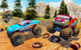 100 Racing Truck Games Monster Master