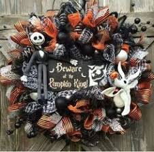Nightmare Before Christmas Halloween Decorations Ideas by Spooky Time By Victoria And Bridgette On Etsy Cool Stuff To Buy