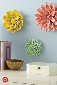 25 Best Ideas About Flower Wall Decor On Pinterest
