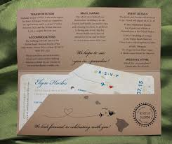 Boarding Pass Wedding Invitations Template Best 25 Invitation Ideas Free