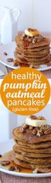 Pumpkin Cake Mix Pancakes by Best 25 Pumpkin Oatmeal Ideas On Pinterest Healthy Pumpkin
