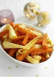 cuisiner panais panais et carottes glacés