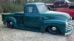100 1952 Chevrolet Truck Chevrolet Truck