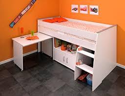 matelpro bureau matelpro lit combiné et bureau enfant milo