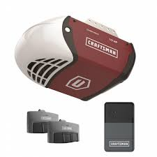 Craftsman 1 2 HP Chain Drive Garage Door Opener