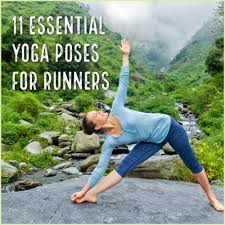 11 Essential Yoga Poses For Runners