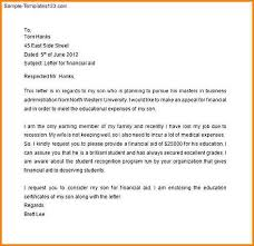 financial aid appeal request letter sle 28 images appeal