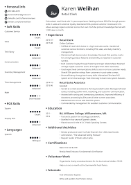 Retail Resume: Sample And Complete Guide [+20 Examples] 7 Resume Writing Mistakes To Avoid In 2018 Infographic E Example Of A Good Cv 13 Wning Cvs Get Noticed How Do Cv Examples Lamajasonkellyphotoco Social Work Sample Guide Genius How Write Great The Complete 2019 Beginners Novorsum Examplofahtowritecvresume Write Killer Software Eeering Rsum Examples Rumes Hdwriting A