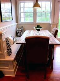 Bench Seating Kitchen Built In Lush Image For Dining Table Seat Tables Sale Corner