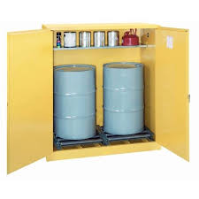 Flammable Liquid Storage Cabinet Requirements by Flammable Liquid Drum Storage Buy Online At American Warehouse