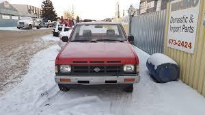 1991 Nissan Datsun Truck For Parts - Eskimo Auto