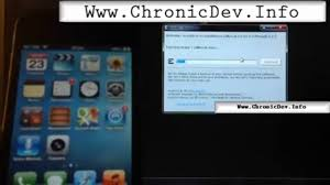 Free Untethered Jailbreak ios 6 1 3 For iPhone 5 iPhone 4S