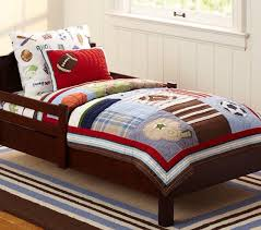 Find More Pottery Barn Kids Junior Varsity Quilt For Sale At Up To ... Bed Frames Land Of Nod Toddler Restoration Hdware Kids Room Beautiful Pottery Barn Kids Girls Rooms Catalina How To Convert A Kendall Crib Into What Were Loving From Oneday Sale Peoplecom A Combination Of Classic Style And Sturdy Unique Beds Cool Bunk For Mygreenatl Trundle Vnproweb Decoration Awesome Boys Bedroom Bedding Amazing Update Nursery Room Pottery Barn Kids Brown Star Crib Fitted Sheet Organic Cotton Fniture Teresting Bed With Trundle Daybeds With