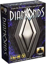 Amazon.com: Diamonds Board Game: Toys & Games
