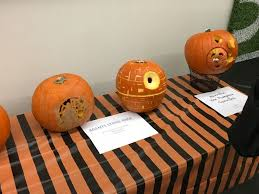 American Flag Pumpkin Carvings by Pumpkin Carving Contest Winne Lifelock Office Photo Glassdoor