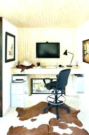 Living Room Office Combo And Playroom