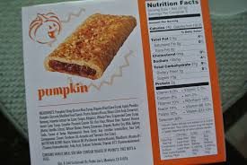 Libbys Canned Pumpkin Nutrition Facts by Pumpkin Health Halos And Homemade Pumpkin Ice Cream The Candid Rd