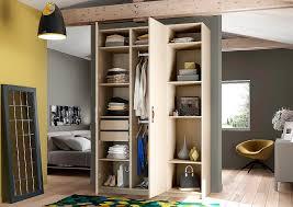 armoire chambre armoire de rangement penderie sur mesure centimetre com