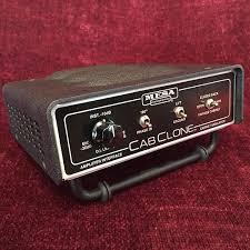 Mesa Boogie Cabinet Speakers by Mesa Boogie Cabclone 8 Ohm Speaker Cabinet Simulator Load Reverb
