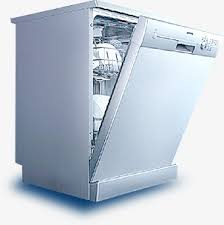 Dishwasher Electrical Power Automatic Furniture PNG Image And Clipart