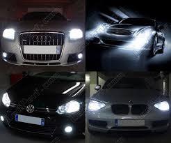 pack headlights xenon effect bulbs for audi a5 8t
