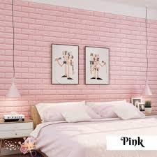 tapete bilik tidur wand rosa zimmer schlafzimmer hintergrund