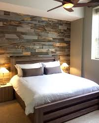 DIY Easy Peel And Stick Wood Wall Decor Pallet WallsPallet BedroomPallet