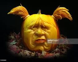 Scariest Pumpkin Carving by Photos Et Images De Scary Pumpkin Carving By Ray Villafane Getty