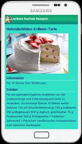 leckere kuchen rezepte for android apk