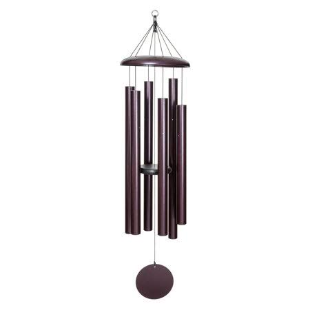 "Corinthian Bells 56"" Wind Chime - Plum"