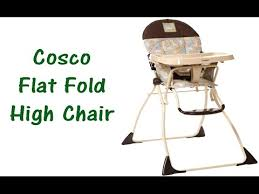 Space Saver High Chair Walmart by Cosco Flat Fold High Chair Review Slim Fold Walmart Target