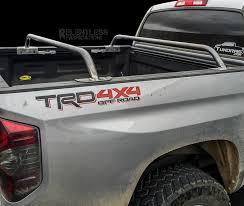 100 Truck Bed Bars 07 Tundra Cargo Cross PAIR Relentless OffRoad